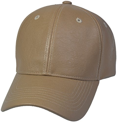 leather beanie cap - 6