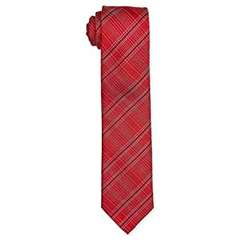 Balmain Neck Ties For Men Red