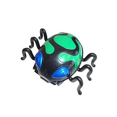 Eclipse Robotic MagnaBeetle - Set of 2: Orange / Green: Toys & Games