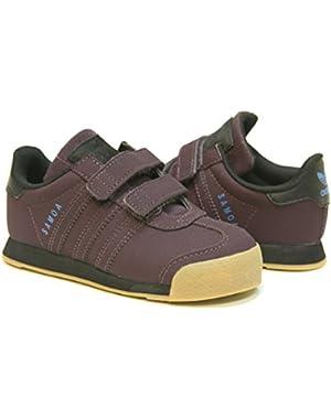 Samoa CF I Infant Kids Shoes Red/Black/Blue C75420