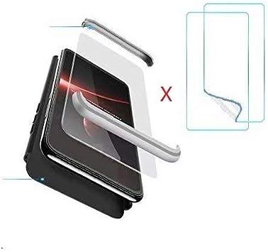 Compatible OPPO Realme XT/X2/K5 Funda(2019)Carcasa 360° ultra fina ...