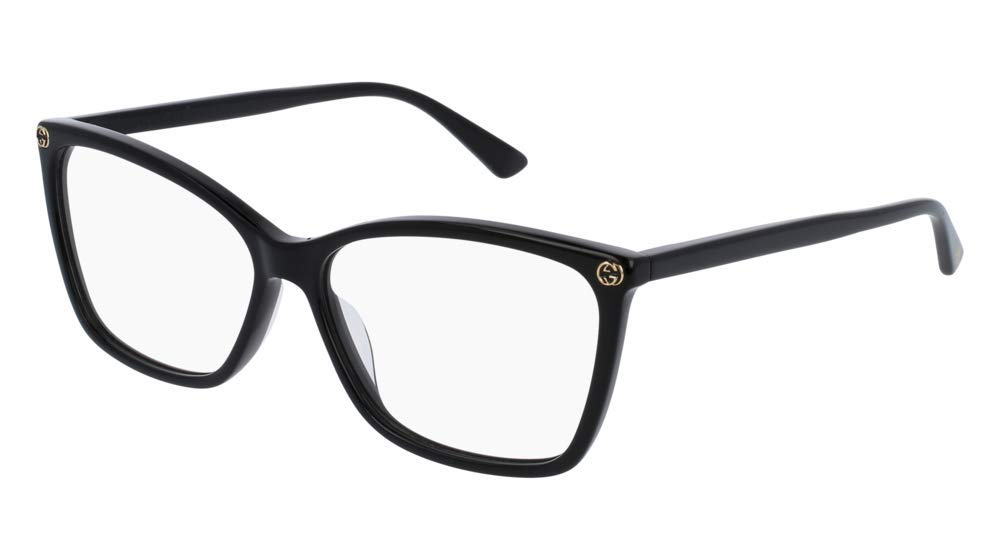 Gucci Women's Gg0025o 56Mm Optical Glasses by Gucci