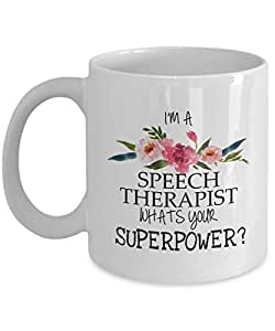 Speech Therapist - Speech Therapist Mug - Speech Pathologist - Speech Therapy Mug - Speech Therapy Gifts - Gift For SLP - SLP Gifts