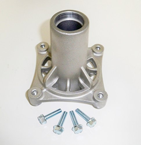 Spindle Housing Replaces 187281, 532187281 Includes Mounting Bolts and Mounting Holes Are Tapped For Easier Installation