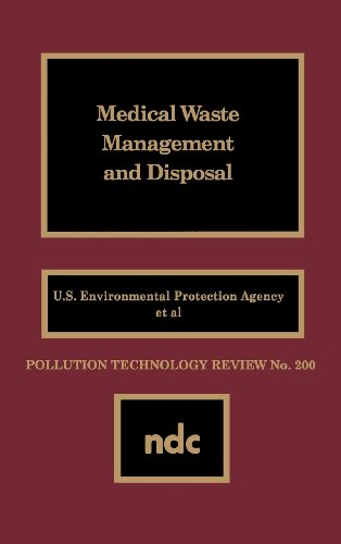 Medical Waste Management and Disposal (Pollution Technology Review)