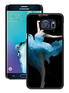 Hot Sale Undersea Beautiful Dancer Black Samsung Galaxy Note 5 Edge Screen Phone Case Cool and Charming Design