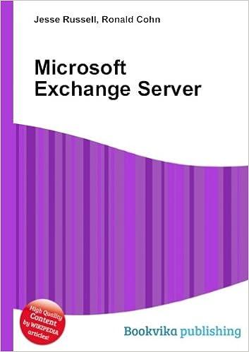 Server microsoft 2013 unleashed ebook download exchange