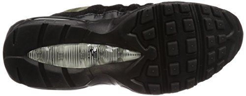 uomo Max Nero Black Nike 95 Black nbsp;Prm Scarpe Air Khaki cargo q45nwBxXp