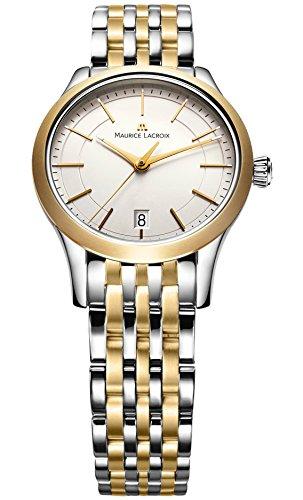 maurice-lacroix-womens-lc1026-pvy13130-les-classiques-silver-dial-two-tone-bracelet-watch