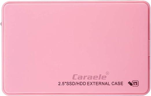 外付けハードディスク 2.5インチ USB3.0 SATA HDD ケース 500GB/1T/2T 高速 - 2T