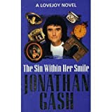 Front cover for the book The Sin Within Her Smile by Jonathan Gash