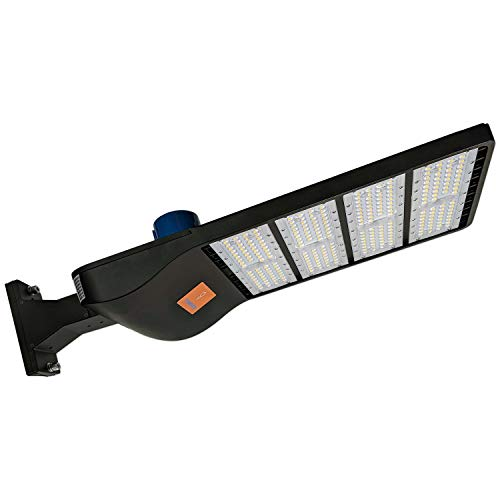 EverWatt 300W LED Outdoor Parking Lot Light with...