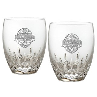 Waterford Crystal Collectibles 2013 Bcs Champs Florida State Seminoles Dof - Waterford Florida
