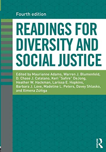 Readings for Diversity and Social Justice by Routledge