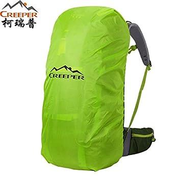 ZQ La lluvia y la nieve de montaña al por mayor de encargo bolsas mochila cubierta