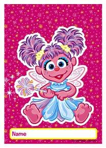Abby Cadabby Loot Bag, 8ct (Abby Cadabby Birthday Supplies)