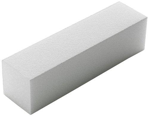 Il bordo bianco 220/240 Grit levigatura a 4 vie per un acrilico chiodo finitura liscia The Edge 2006701