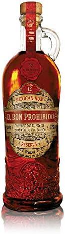 El Ron Prohibido Habanero 12 0,70 L.