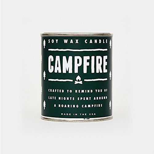 Whiff Sticks (Campfire Candle - Wood / Camp Fire / Smoke Scented Candle)