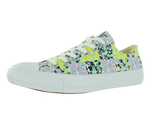 Converse Womens Chuck Taylor All Star Patch Quilt Sneakers