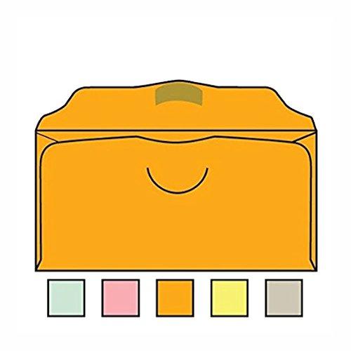 Gift Offering Envelope - Church Offering Envelopes Goldenrod 3 X 6-1/4