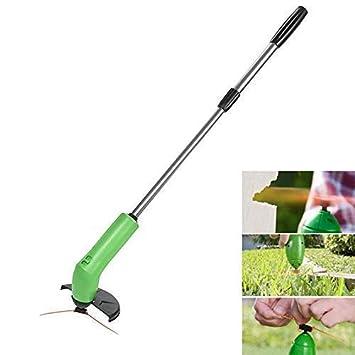 Portable Grass Trimmer Cordless Garden Lawn Weed Eater Cutter Edger Zip Tie Tool