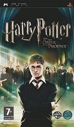 PSP - Harry Potter and the Order of the Phoenix - [PAL EU - NO NTSC] (Harry Potter Order Of The Phoenix Psp)