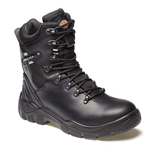 Nero EU Black Uomo Dickies Boot ULD FD23376 S Antinfortunistiche S Scarpe Quebec 44 Pq7wPz6