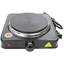 American Educational Products 7-225 Hot Plate, 154 mm Diameter, 1000W, Grade: 9