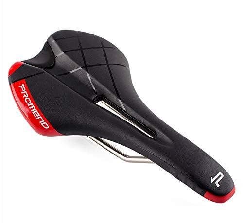 自転車のシートクッション中空快適な道路マウンテンバイクのシートクッション自転車乗馬スペアパーツサドル