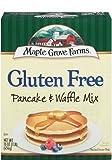 Maple Grove Farms Gluten Free Pancake & Waffle Mix 454g
