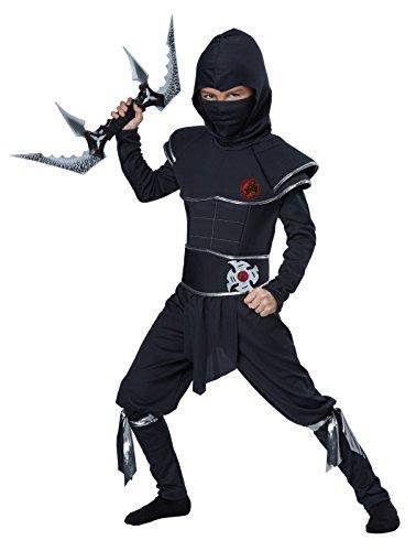 California Costumes Ninja Warrior Child Costume, Medium for $<!--$20.22-->