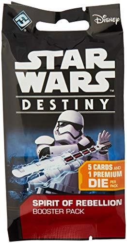 - Star Wars Destiny TCG: Spirit Of Rebellion [Dice & Cards] - Booster Box (36 Booster Packs)