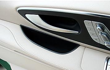 Hotrimworld Aufbewahrungsbox Für V Klasse W447 Innenraum Vorne Autotür 2 Stück 2014 2019 Auto