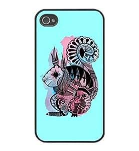Aztec Squirrel Customize Unique Rubber Silicone iPhone 6 4.7 by runtopwell