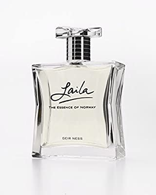 Laila By Geir Ness For Women, Eau De Parfum Spray, 3.4-Ounce Bottle
