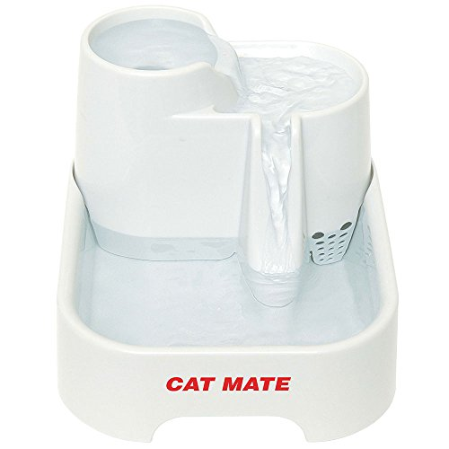 - Cat Mate Pet Fountain - 70 Fluid Oz.