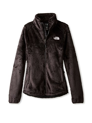 North Face Women's Osito 2 Classic Plush Fleece Jacket-Small-TNF Black