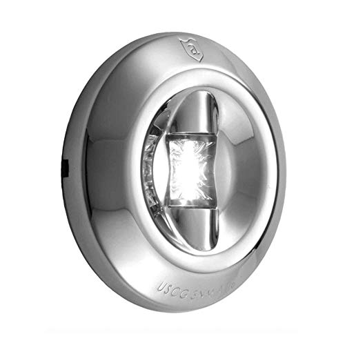 attwood LED 3-Mile Transom Light 6556-7