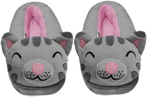 (Big Bang Theory Soft Kitty Womens Slippers Small_6-7)