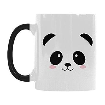 Interestprint Cute Panda Face Zitate 313 Ml Farbwechsel Das
