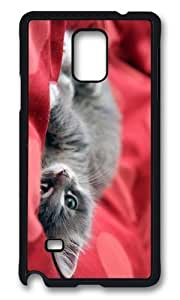 Adorable kitten cute Hard Case Protective Shell Cell Phone Ipod Touch 5
