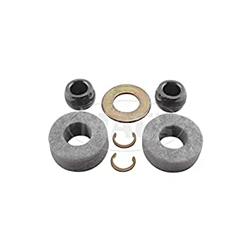 MACs Auto Parts 44-33560 6-Cylindedr or Small Block V8 Mustang Clutch Equalizer Bar Repair Kit