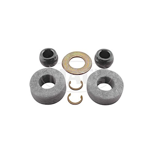 MACs Auto Parts 44-33560 - Mustang Clutch Equalizer Bar Repair Kit, 6-Cylindedr or Small Block V8