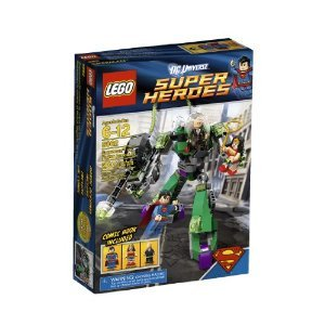 LEGO Super Heroes Superman Vs Power Armor Lex 6862 (Discontinued by manufacturer) at Gotham City Store