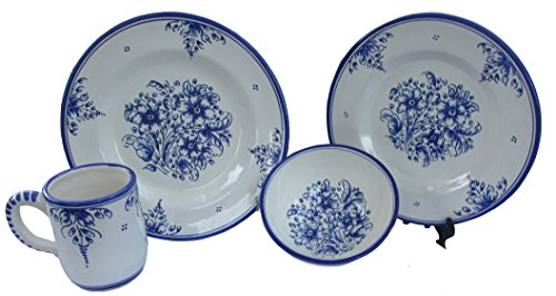 Talavera Dinnerware Set -Hand Painted in Spain