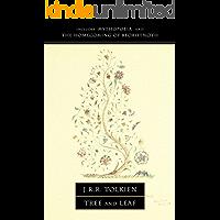 """Tree and Leaf: Including MYTHOPOEIA: Including """"Mythopoeia"""""""
