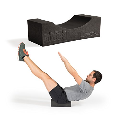 (Performance Block – Foam Support for Yoga, Pilates, Physical Therapy, Stretching, Core Strength, and Functional Fitness Exercise)