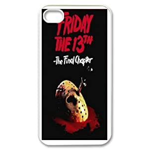 Generic Case Friday The 13Th For iPhone 4,4S W3E7858755