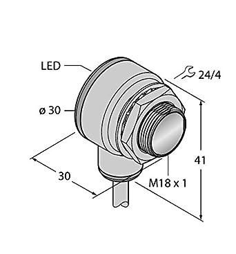 3042004 - tm18vp 6lp, Opto sensor Reflexion Barrera de luz m. Filtro De polarización: Amazon.es: Industria, empresas y ciencia